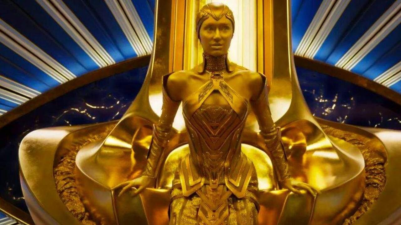 raza kismet seres dorados guardianes de la galaxia