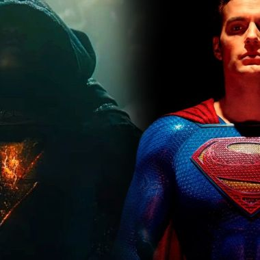 Superman vs Black Adam pelicula dwayne Johnson