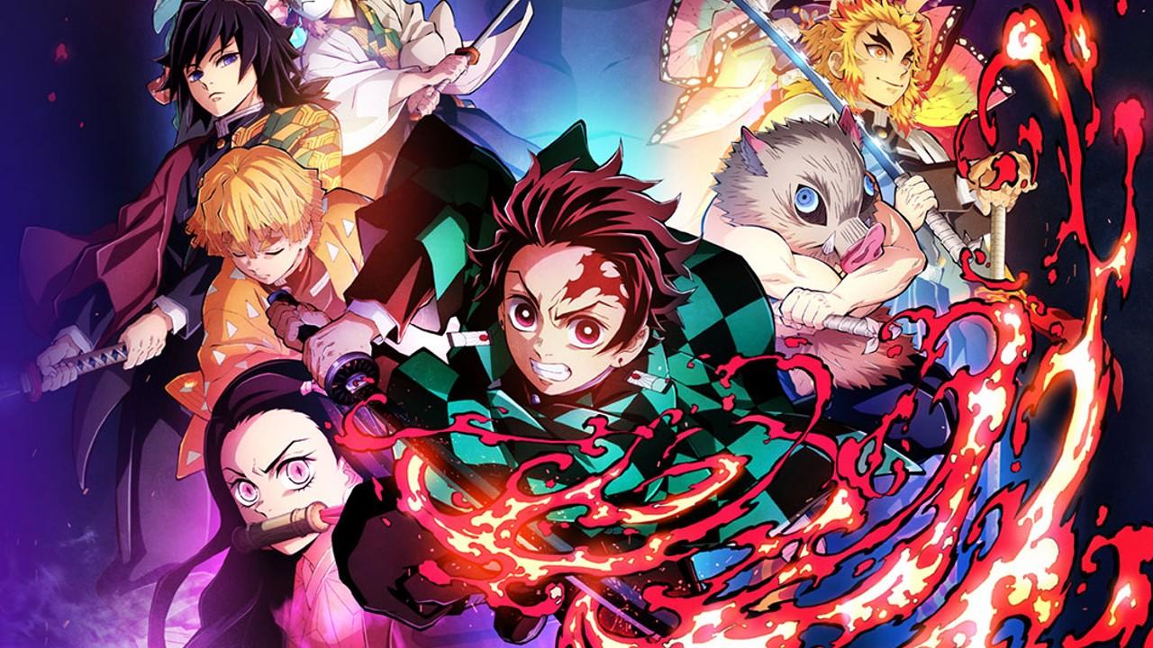 demon slayer kimetsu no yaiba anime personajes