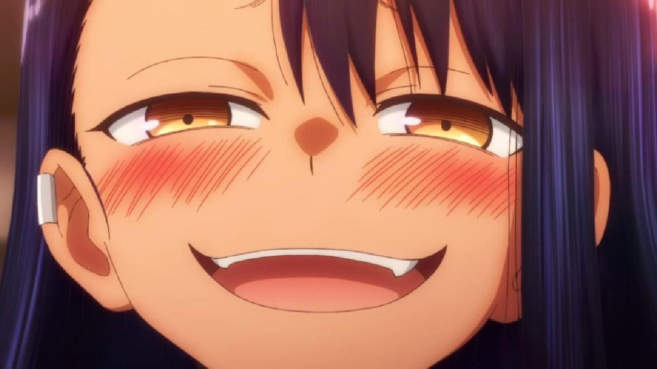 Anime nagatoro senpai cosplay hayase miyu