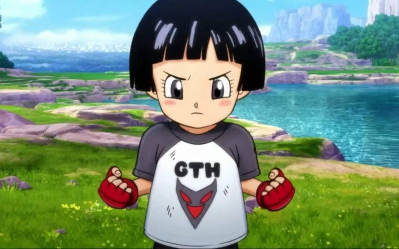pan dragon ball super super hero