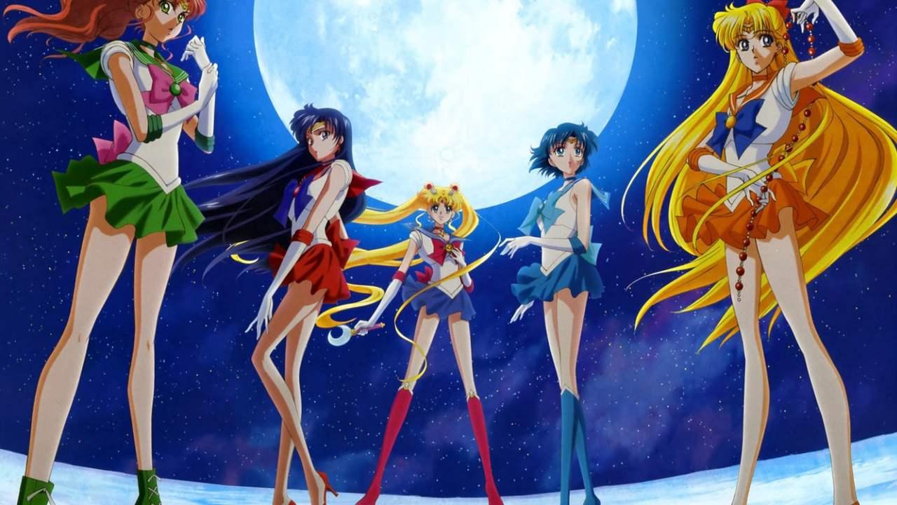 sailor moon fanarts mágicas