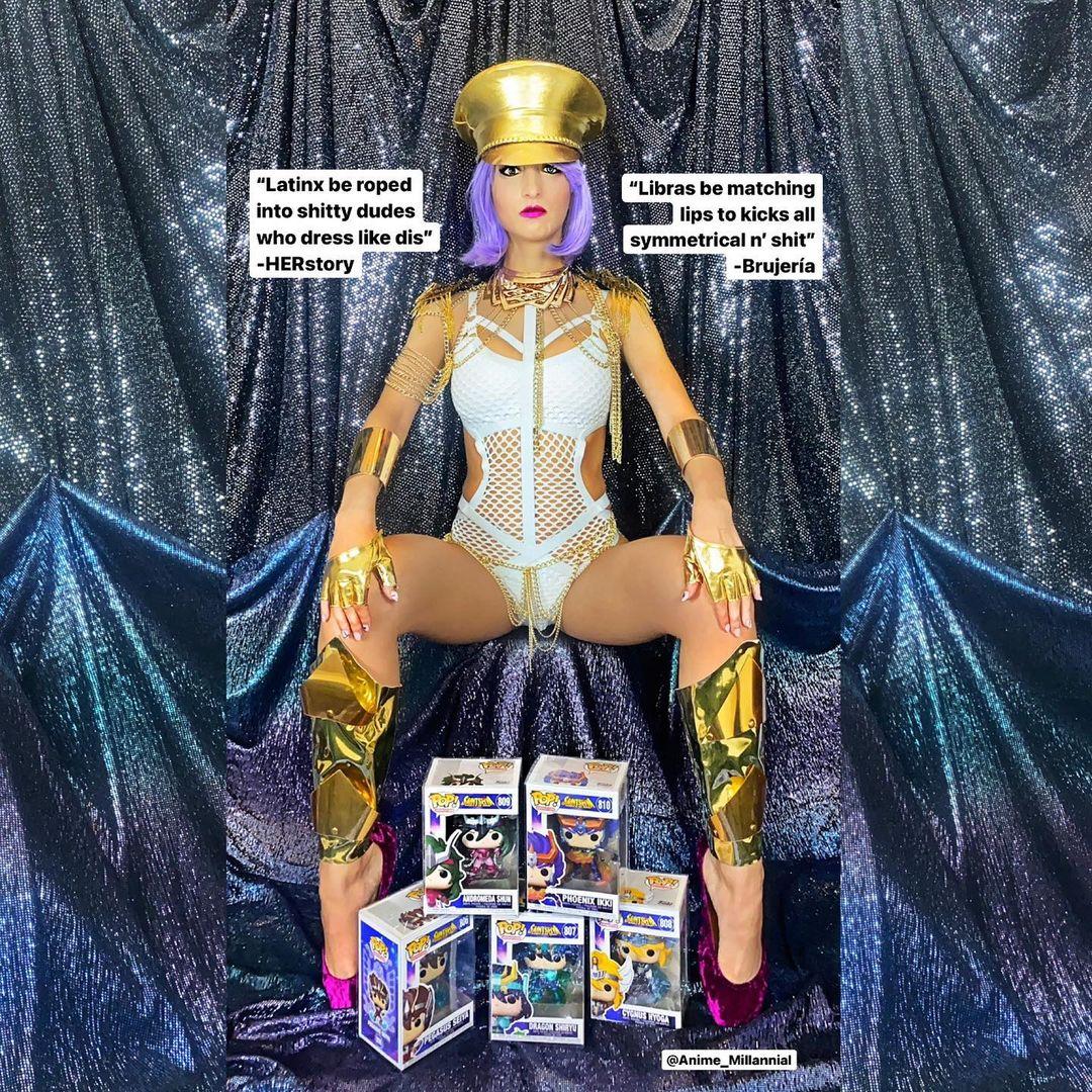 Caballeros del zodiaco cosplay saori athena