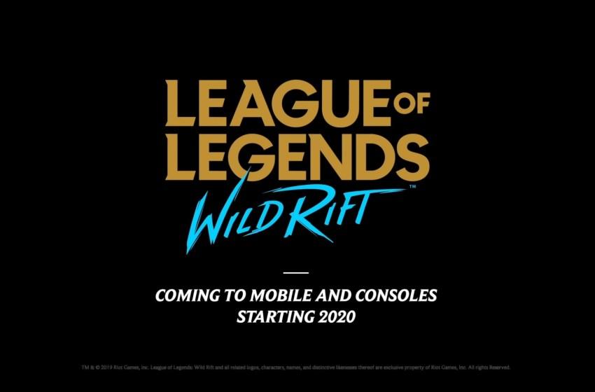 Legue of Legends: Wild Rift | Teste alfa é liberado no Brasil