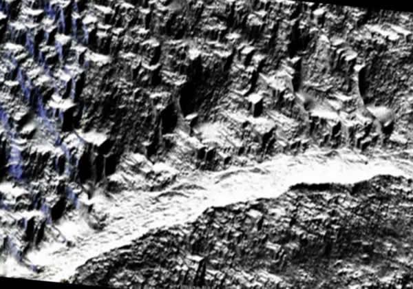 Ciudades en Marte