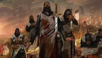 Sociedad secreta de los caballeros Templarios: Monjes guerreros y guardianes de tesoros sagrados