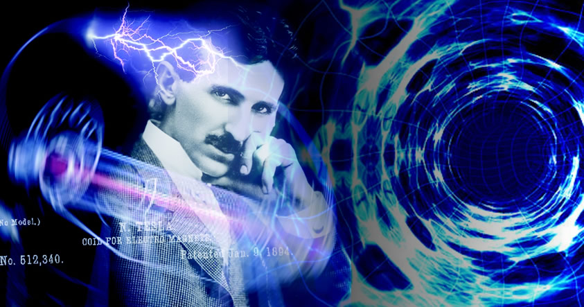 Experimento de Viaje en el Tiempo de Tesla: «Pude ver el pasado, presente y futuro al mismo tiempo»