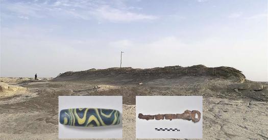 Arqueólogos descubren en China las ruinas de una ciudad oasis de 2.000 años
