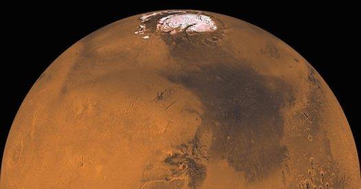 Meteoritos marcianos podrían revelar que el planeta rojo era más húmedo de lo que pensábamos