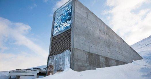 Instalan una Segunda «Bóveda del Juicio Final» en Svalbard, Noruega