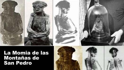 El Misterio de la Momia de las Montañas de San Pedro