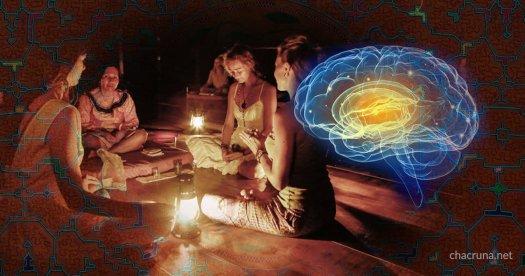 Ayahuasca y la Meditación podrían cambiar cambiar el cerebro de maneras similares