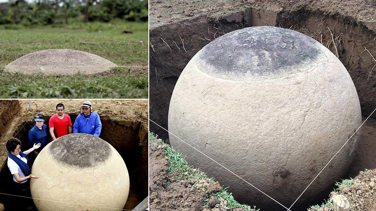 Resultado de imagen para las esferas de costa rica