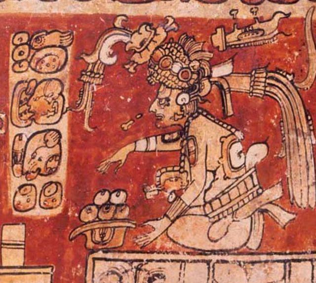 Mayan God D, Itzamná