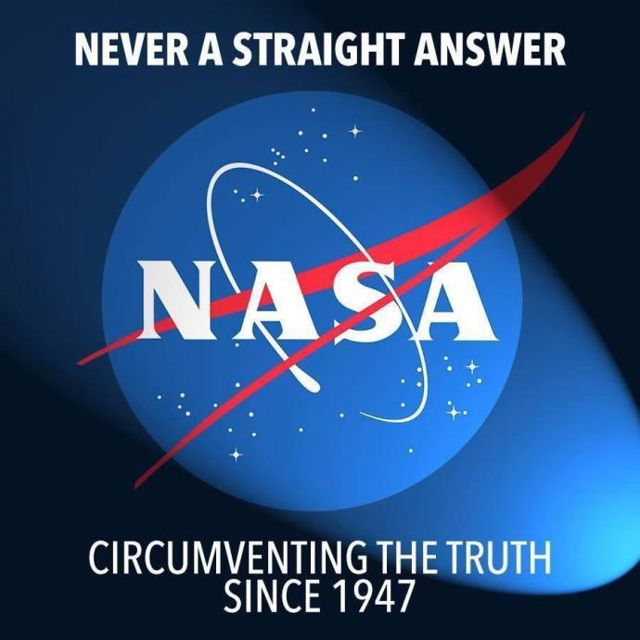 (Conspiracies NASA)