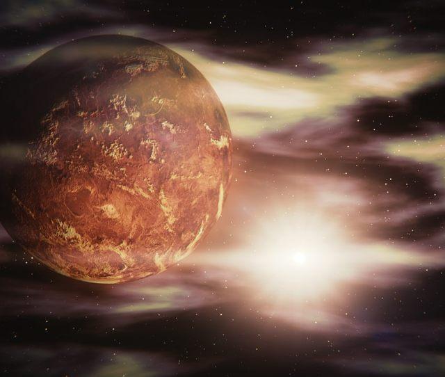 Nasa Afirma Que Extraterrestres Podrian Vivir En Las Nubes Acidas De Venus