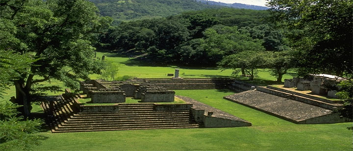 Copan Ruins in Honduras, reference image City of Honduras