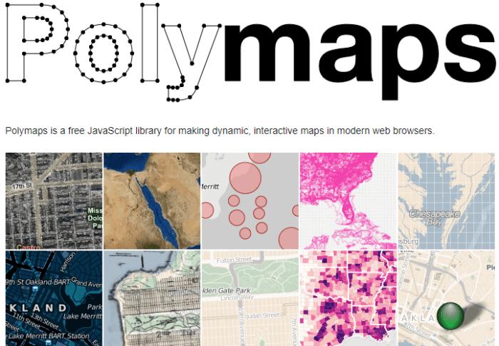 polymaps-maps