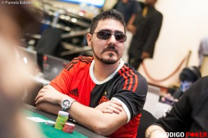 Fiftyfive Players Will Return For Day 2 At Peter's Poker