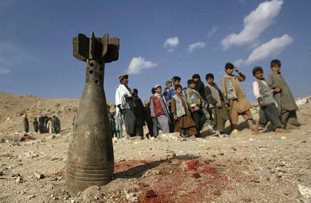 Afganistán: el país en estado de guerra permanente.