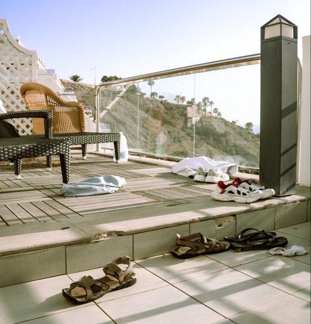 Desde el balcón   Foto: Ana González