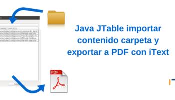 Español) Java iText PDF - Creando un pdf en Java con iText