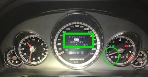 W212 E63デイライトスイッチ-2