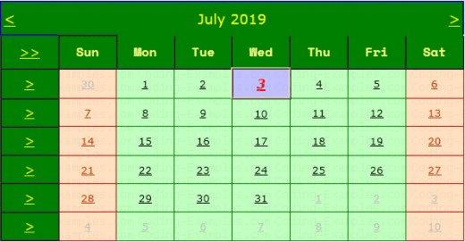 Asp.net Calendar Control After Style Customization