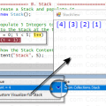 Custom Debug Visualizer - For C# Stack