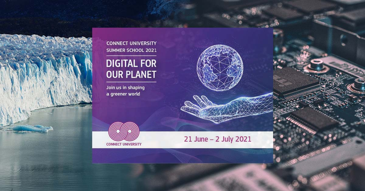 You are currently viewing CONNECT University: Digital for our Planet