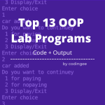 top-13-oop-programs-with-output