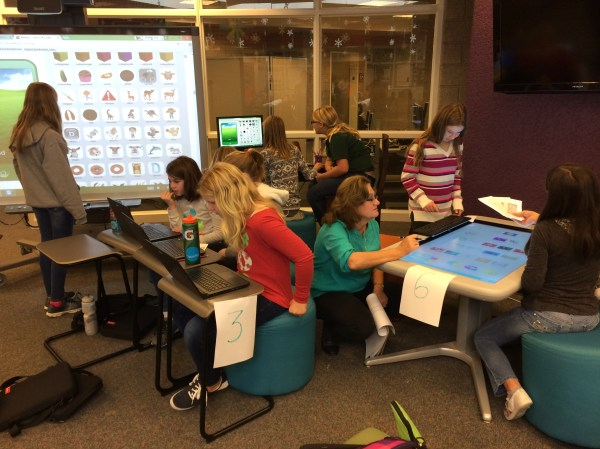 Computer Science Education Week Preston Coding In