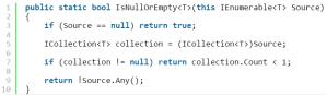 extension methods in .net