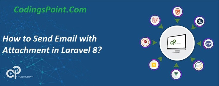 How to Send Email with Attachment in Laravel