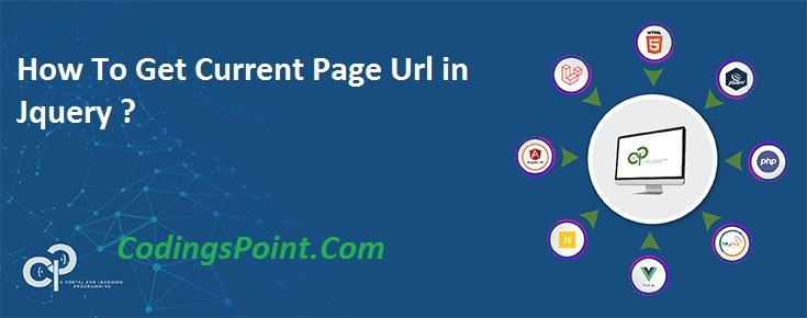 How To Get Current Page Url in Jquery