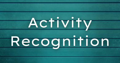 Human Activity Recognition In Android