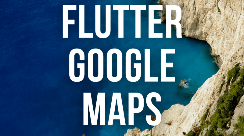 flutter google maps custom marker