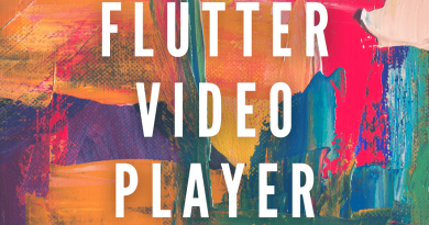 flutter video player