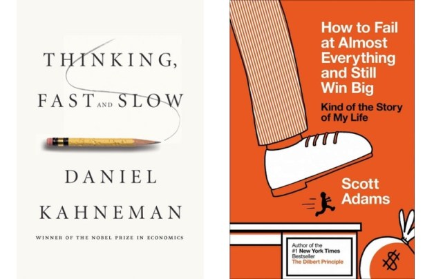 Book Notes: Goals are for losers, System 2 is for winners