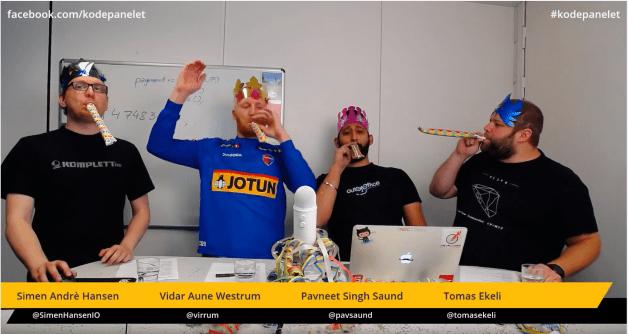 kodepanelet-party