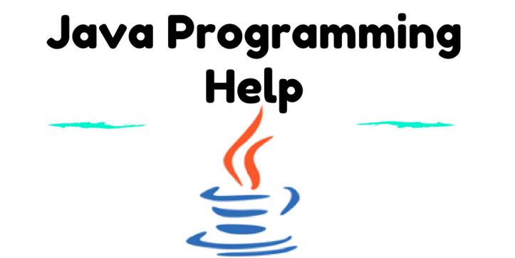 Do my Programming Project-Java programming help