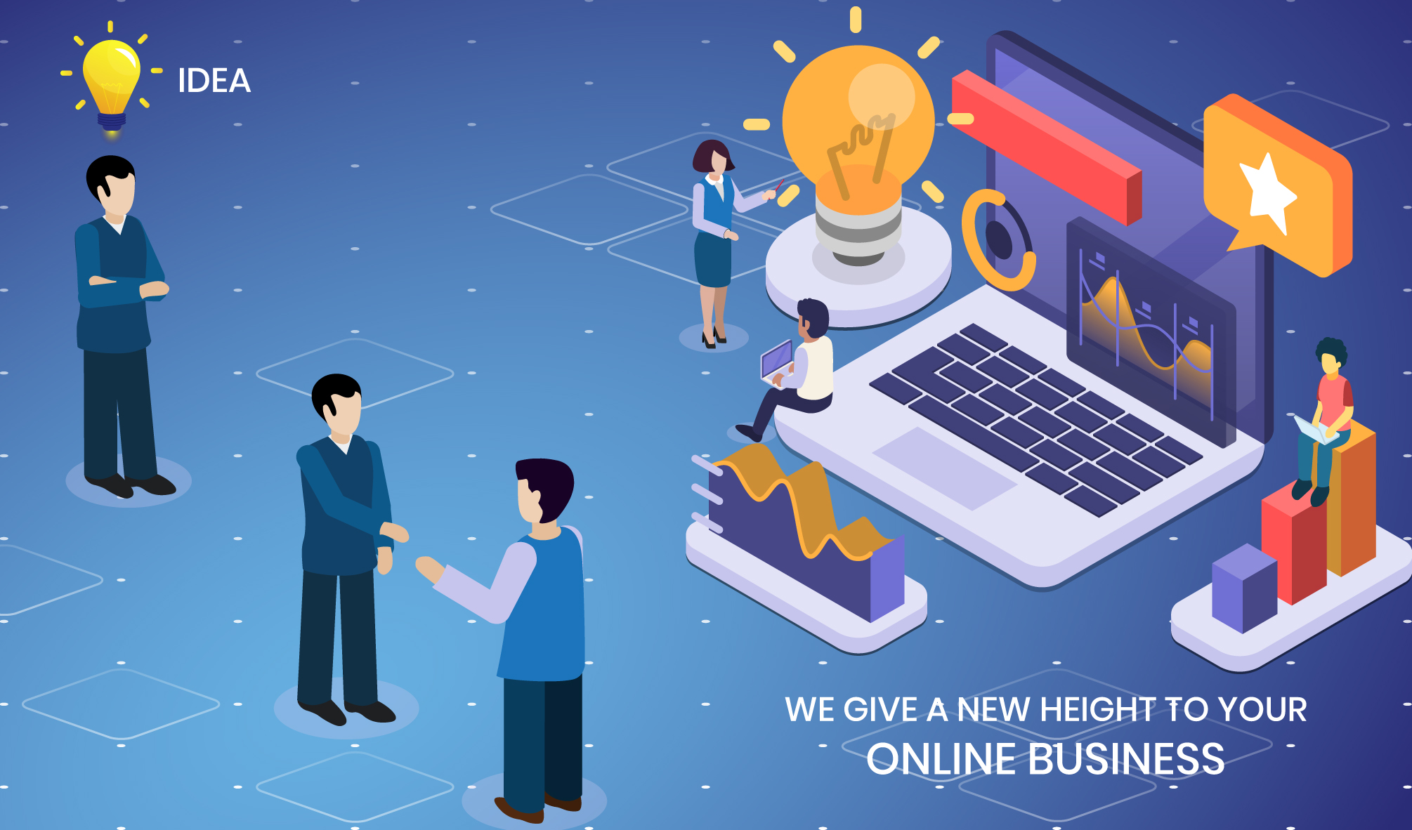 How to start your business online