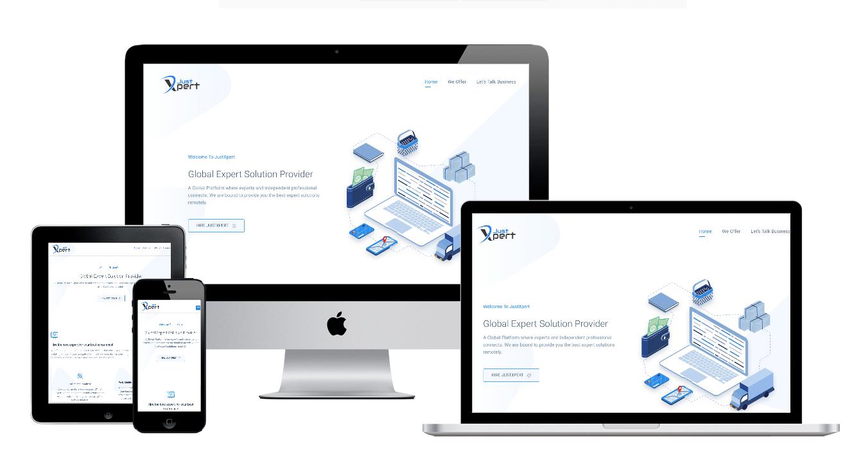 JustXpert - Portfolio