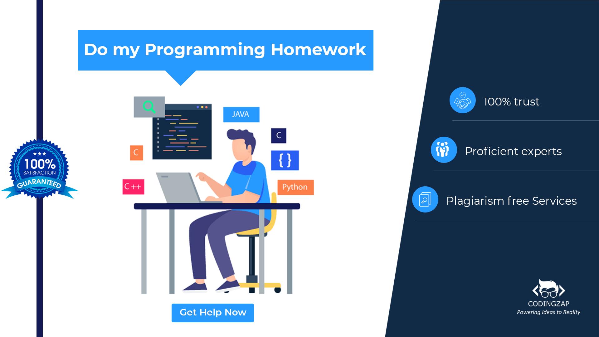 Do my Programming Homework