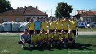 Echipa de football masculin Leoni Arad