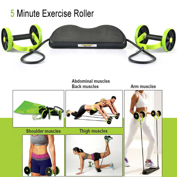 5 Minute Exercise Roller Pakistan