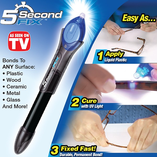 5 second fix pakistan