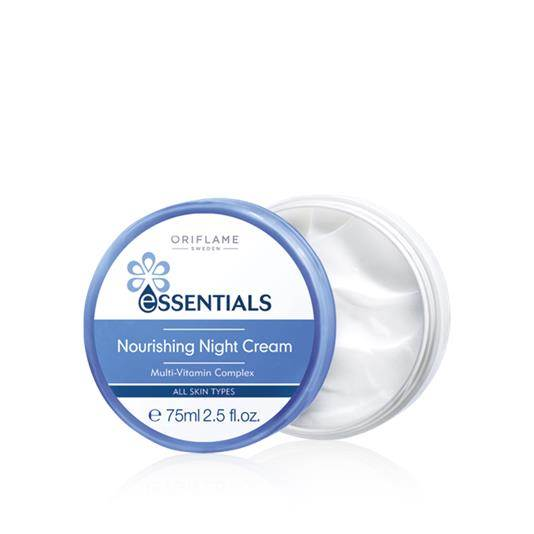 Essentials Nourishing Night Cream Pakistan