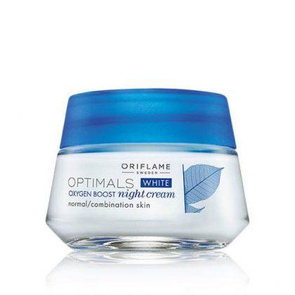 Optimals White Oxygen Boost Night Cream Pakistan