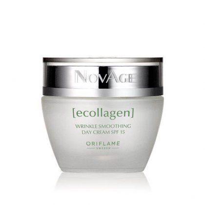 NovAge Ecollagen Wrinkle Smoothing Day Cream SPF 15 Pakistan